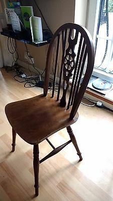 4 antique chairs -£80.00