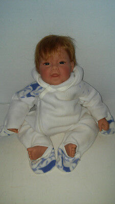"Lee Middleton 20"" Doll 013098 Limited Edition 1998 Reva 2950/3000"