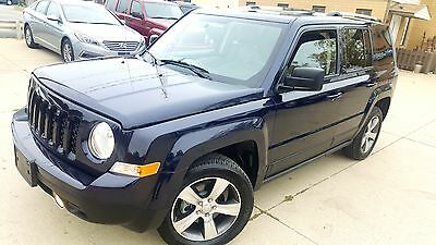 2016 Jeep Patriot 4x4, High Aititude,Loaded,Like new,Call/text Zak  4x4 High Aititude Leather heated seats Moonroof Wheels Remore start Bluetooth