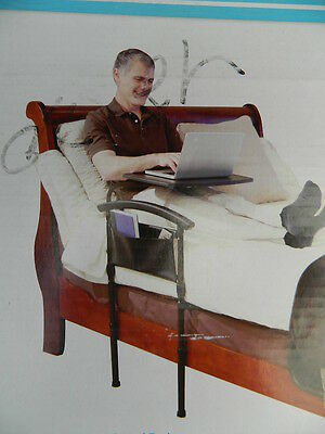 Stander Independence Over Bed Table And Rail Medical Assist New In Box Gm499
