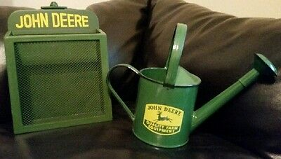 John Deere Water Can Mail Holder  New!!