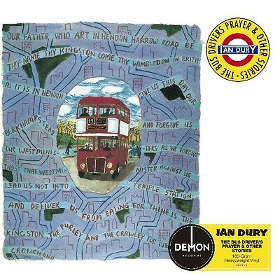 Ian Dury - Bus Driver's Prayer and Other Stories