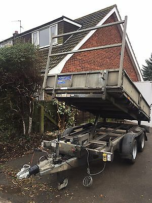 Ifor Williams Tipping Trailer 10x5