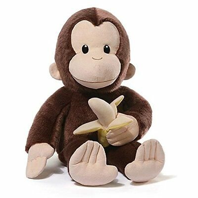 Gund 75th Anniversary Curious George DOLL NEW TOY CHRISTMAS GIFT MONKEY
