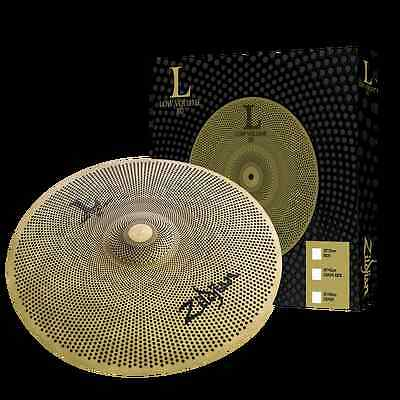 """Zildjian Low Volume 20"""" Ride Cymbal LV80-20R-S * NEW BE FIRST"""