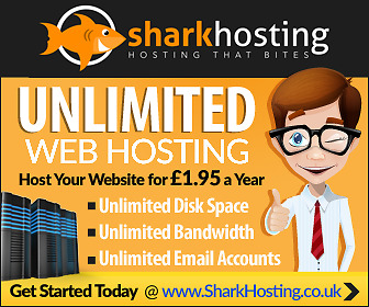 Fast UK Unlimited cPanel Web Hosting Every Year £1.95 Website Hosting Space