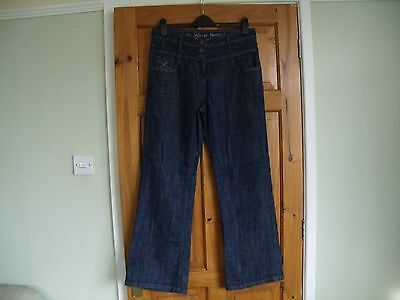 next high waisted northern soul / boogaloo trousers size 10
