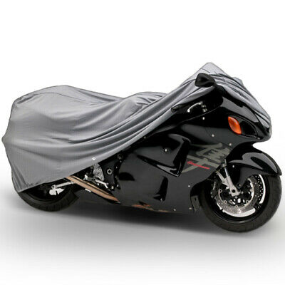 Deluxe 4Layer Motorcycle Cover For Buell Thunderbolt S3 Blast 1125R M2 Cyclone