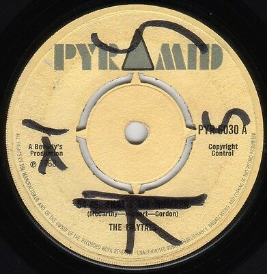 """♬ 1968 Rocksteady Reggae The Maytals 54 - 46 That's my Number Pyramid  UK 7""""♬"""