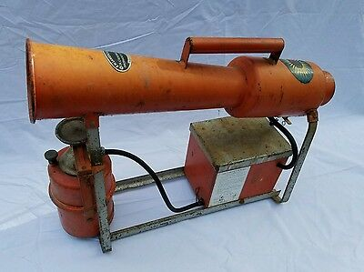 Antique B.M. Lawrence & co. Zon Orchard Cannon made in Holland. Auto Scarecrow.