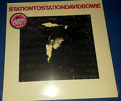 DAVID BOWIE _Station To Station (LP) Red vinyl sealed