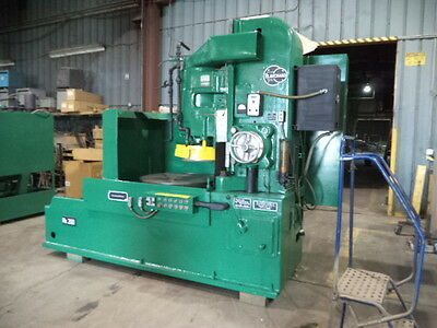 "Blanchard Model 20D, 36"", 50 HP Rotary Table, Vertical Spindle Surface Grinder"