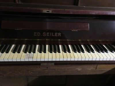 pianola and rolls  ed seiler