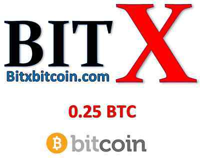 0.25 Bitcoin (0.25 BTC) Mining Contract - Pre-Mined Direct to Your Wallet!