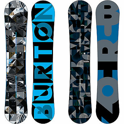 Burton Clash Rocker Freestyle all Mountain Snowboards Wide 2016-2017 New