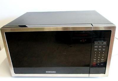 Samsung Stainless Steel Microwave ME6124ST 1000w 34L