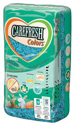 Healthy Pet Carefresh Blue Small Pet Bedding 10 Litre