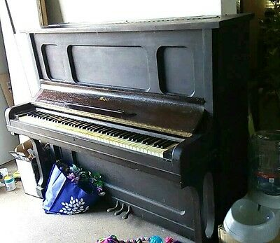 Upright Piano Built early 1900s (approx) Pick up Stratford, VIC 3862