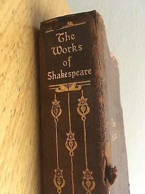 William Shakespeare's Book The Works Of Shakespeare Thirty-seven Volumes In One