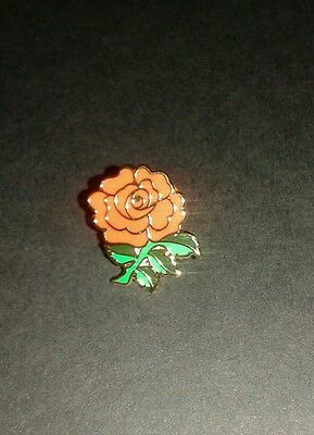 England Rugby Rose Pin Badge
