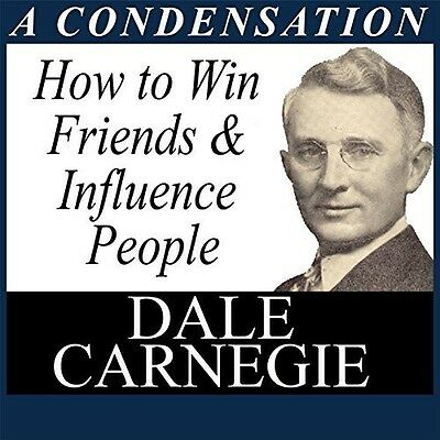 How To Win Friends & Influence People - Dale Carnegie (1900, CD NEUF)