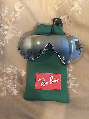 RAY BAN kids sunglasses RJ 9511S 210/7C Blue Silver