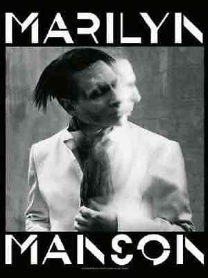 Marilyn Manson Seven Days Binge  Music  Flags Wall Hanger Made In Italy  L 1171