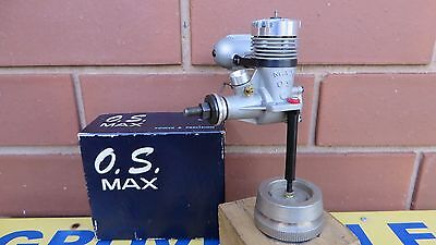 O.s. Max 25 C/l Engine N.i.b. # Well Known O.s. Performance From Japan