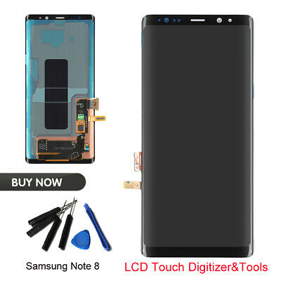Replacement LCD Touch Screen Digitizer Assembly For Samsung Galaxy Note 8 N950U