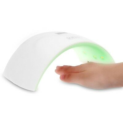 Pro SUN9S 24W USB Charging Manicure Tool LED / UV Phototherapy Nail Gel Lamp AUS
