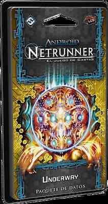 Android Netrunner LCG underway