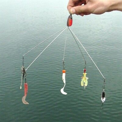 Convenient Fish Lure Equipment Multifunctional Fishing Tackle Combination E5