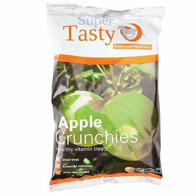 Super Tasty Crunchies - Apple - 12 x 500g - Horse Equestrian Horse Treats