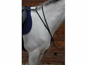 Hy Hunting Breastplate - Black - Full - Horse Martingales & Breastplates