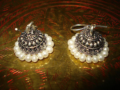 Indische Ohrringe Hippie Ethno Boho earrings from India