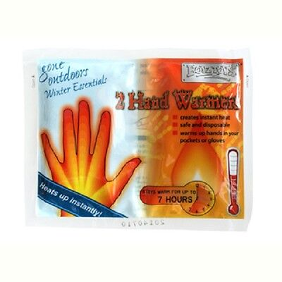 4 X 7 Hours Boyz Toys Instant Hand Warmers For Outdoor Camping Sports Hiking