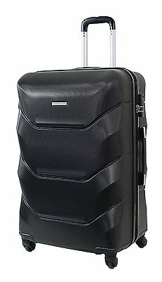 Valise Grande Taille 75cm Alistair Iron - Abs Ultra Légère - 4 roues