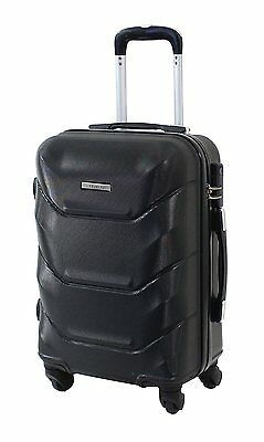 Valise Taille Cabine 55cm Alistair Iron - Abs Ultra Légère - 4 roues