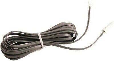 Interquartz IQZ BT Line cord Telephone Cable Lead Replacement | Black