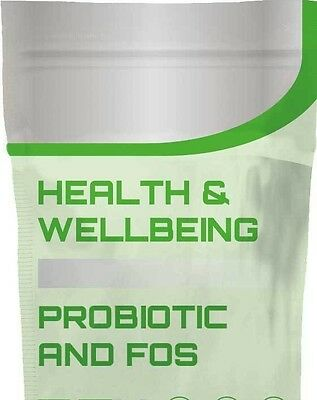Acidophilus Lactobacillus Probiotic and FOS - 100 Tablets DIGESTION AND IMMUNITY