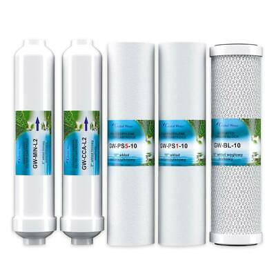 "Reverse Osmosis RO Filtration Replacement 10"" 3 pack"