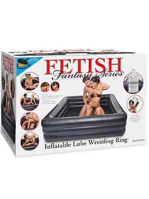 FF Inflatable Lube Wrestling Ring Party Pubs Clubs
