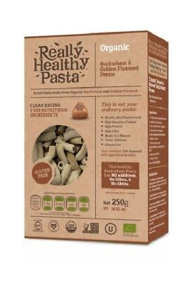 Really Healthy Pasta Buckwheat & Flax Seed Penne - 250g