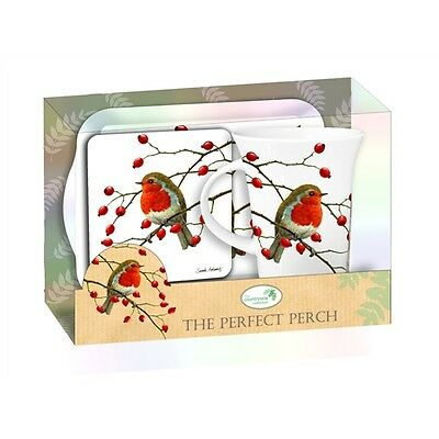 """Teatime Gift Set - Robin 'The Perfect Perch"""""""