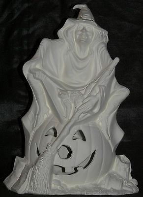 Bryon Ceramic Pandora the Witch Ready to Paint