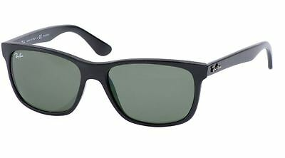 RARE: Genuine RAY-BAN 4181 Highstreet Replacement Lenses - Glass G-15 Grey-Green