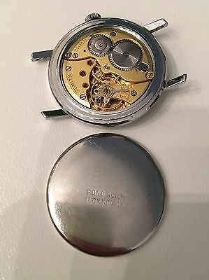Zenith Movement cal 126.6 working with defekt