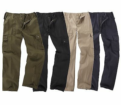 Kids Youth BDU Ranger 6-Pocket Combat Trousers Children Army Uniform Cargo