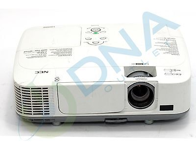 Nec Np-M260X Lcd Digital Projector - 3411 Lamp Hours Used - Grade A