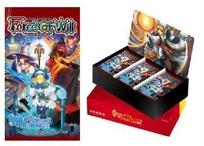 Force of Will Curse of the Frozen Casket booster box